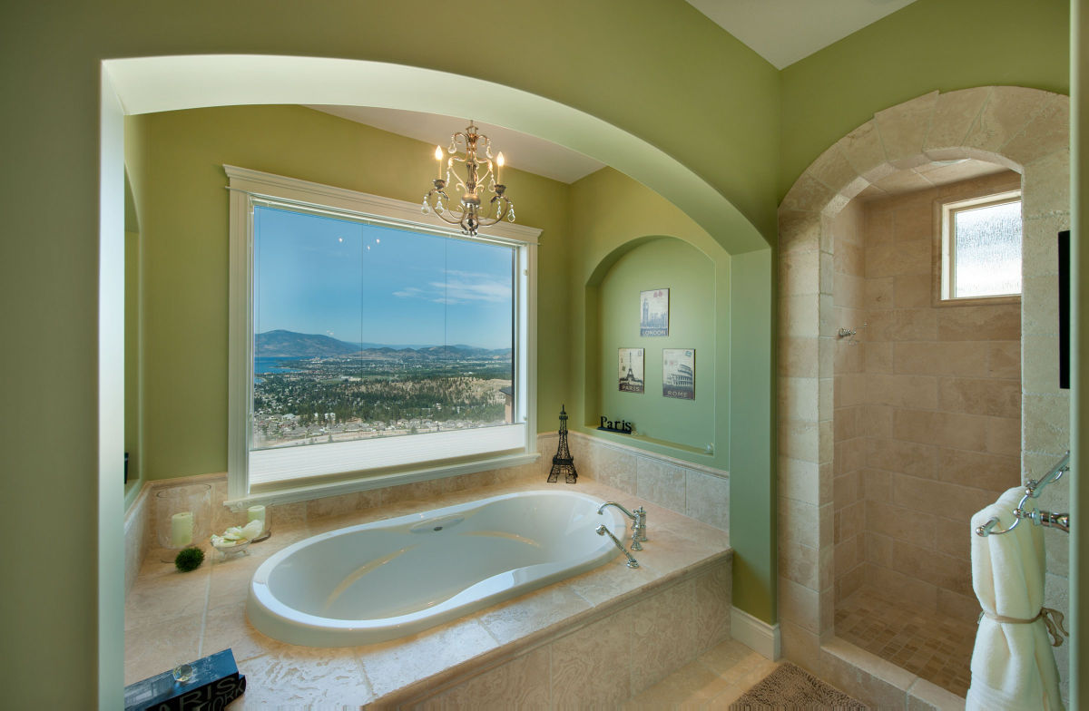 Bathe in luxury in your new custom home